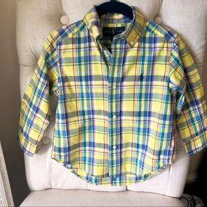Ralph Lauren Toddler 2T Shirt